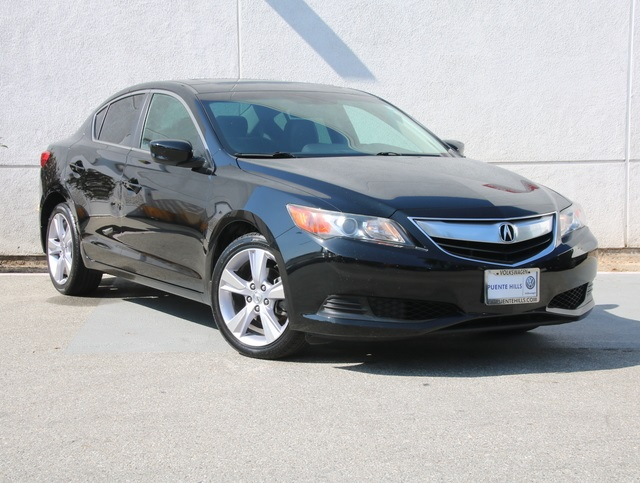 Pre-Owned 2014 Acura ILX 2.0L