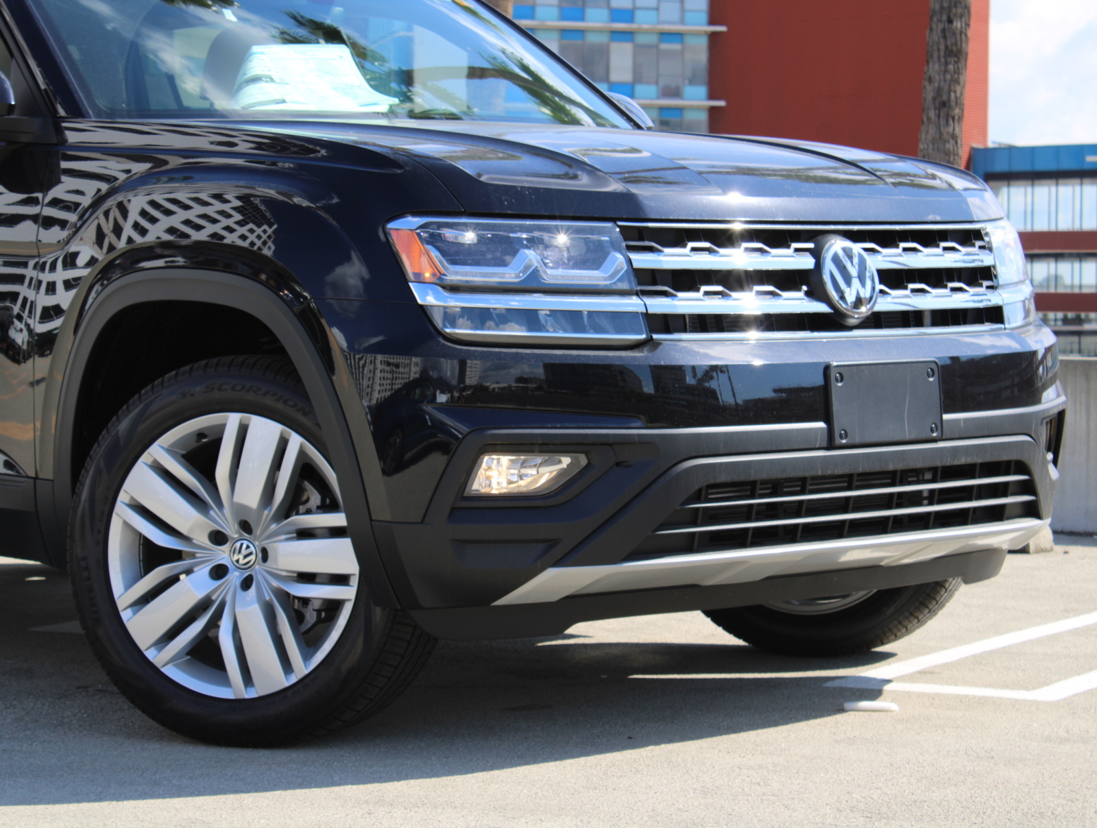 New 2020 Volkswagen Atlas 2.0T SE