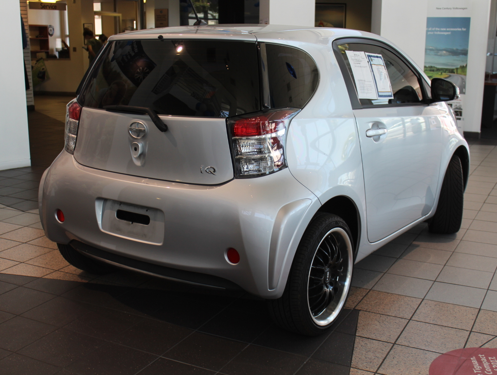 Pre-Owned 2015 Scion iQ Base