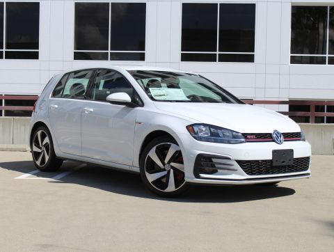New Volkswagen Golf Gti For Sale In Glendale New Century Volkswagen